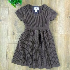 Gap brown dress size small (6-7)